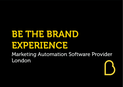 Be the brand experience